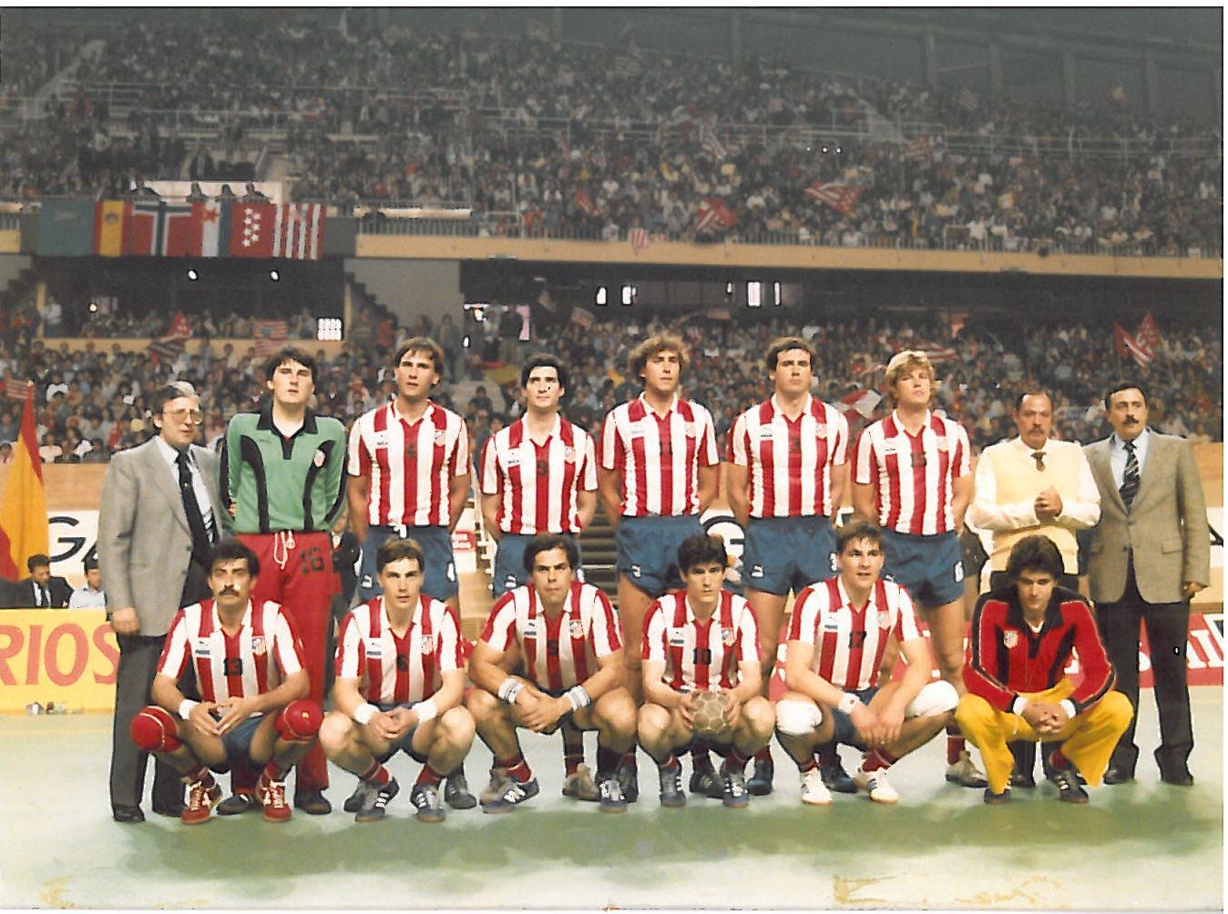 Atletico de Madrid de Balonmano